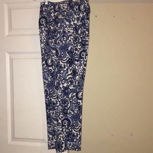 Isaac Mizrahi 20WP pull on 24/7 pants